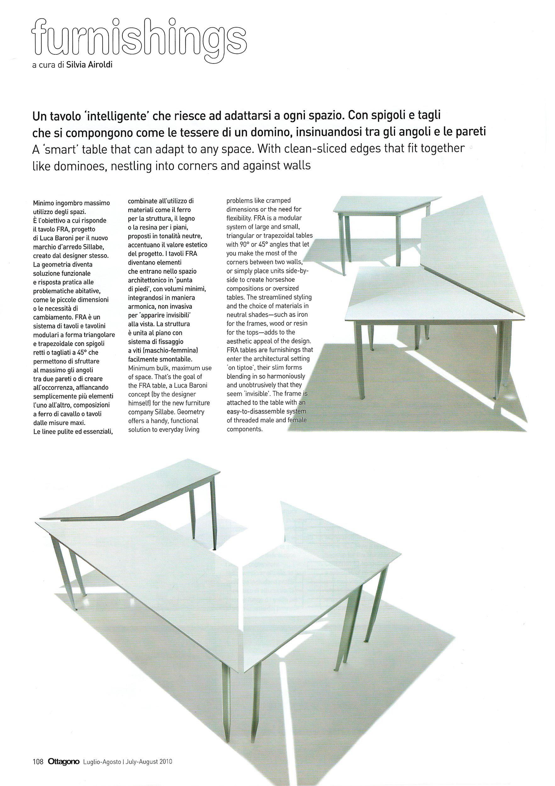 Sillabe Luca Baroni Press Ottagono