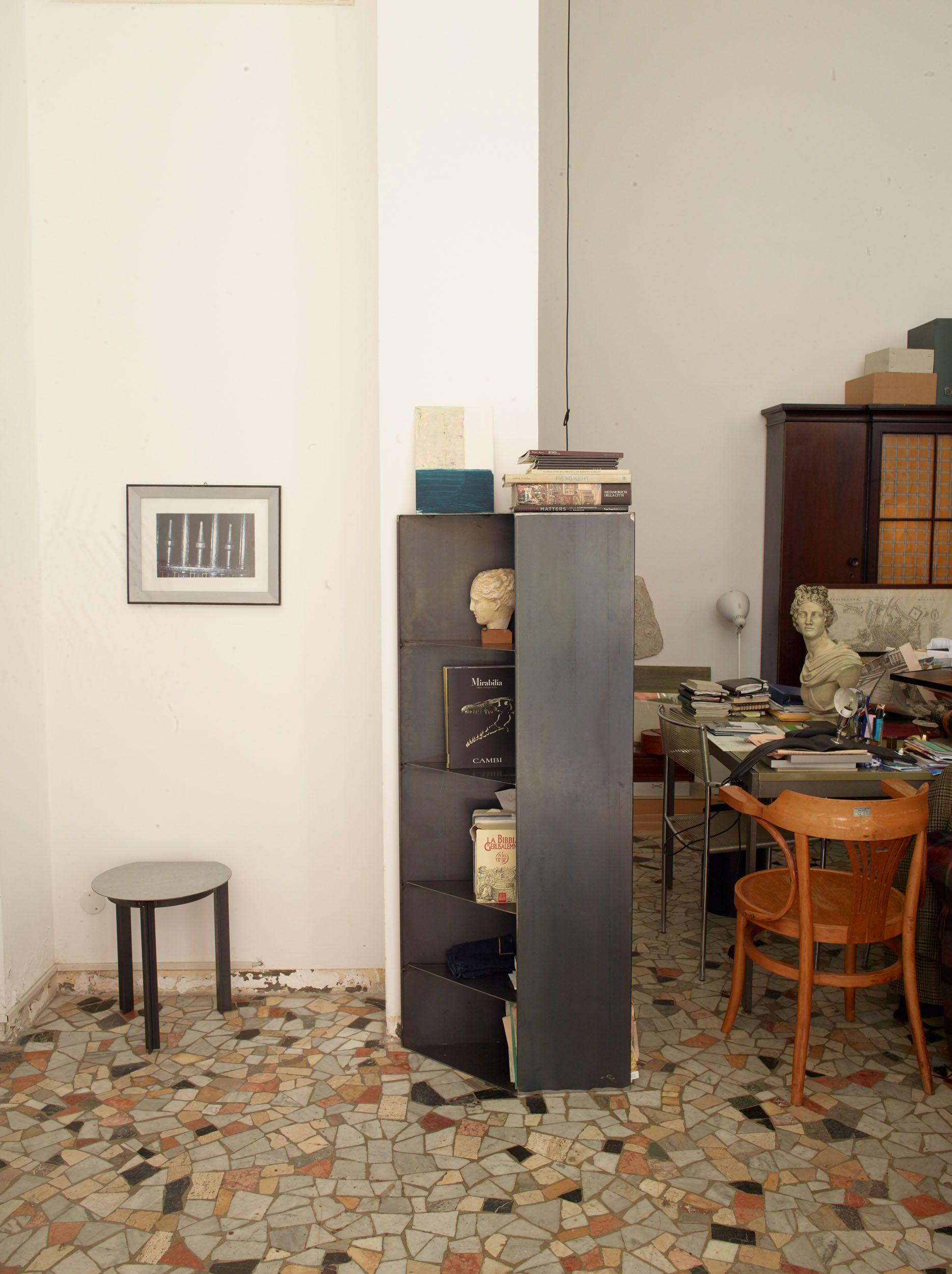 Sillabe Luca Baroni Furniture Shelf